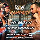 Nick Massie and Bryan Danielson in All Elite Wrestling: Rampage (2021)