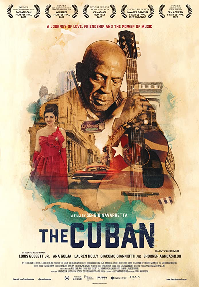 Download The Cuban 2020 English 720p HDRip 800MB
