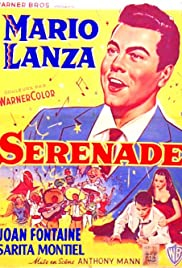 Serenade (1956) with English Subtitles on DVD on DVD