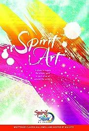 Spirit Art Show Poster