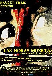 Las horas muertas Poster