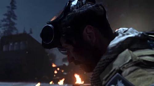 Call Of Duty: Modern Warfare: 4K PC Reveal Trailer