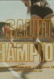 Salut champion Poster