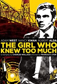 The Girl Who Knew Too Much Poster