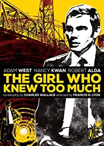 English movie direct download link The Girl Who Knew Too Much [2160p]