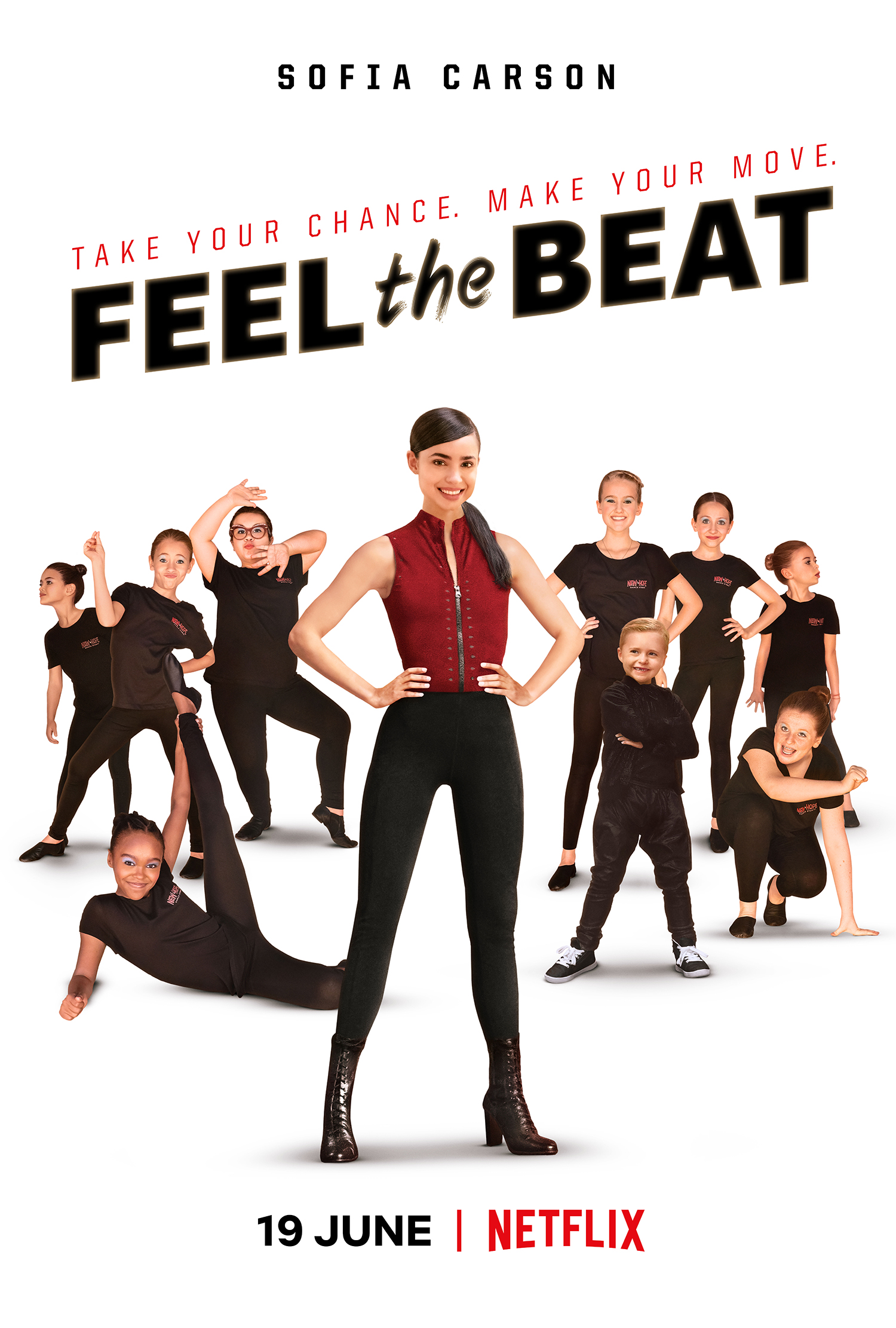 Feel the Beat | 2020 | Hindi + English | 1080p | 720p | WEB-DL