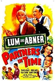Partners in Time Poster