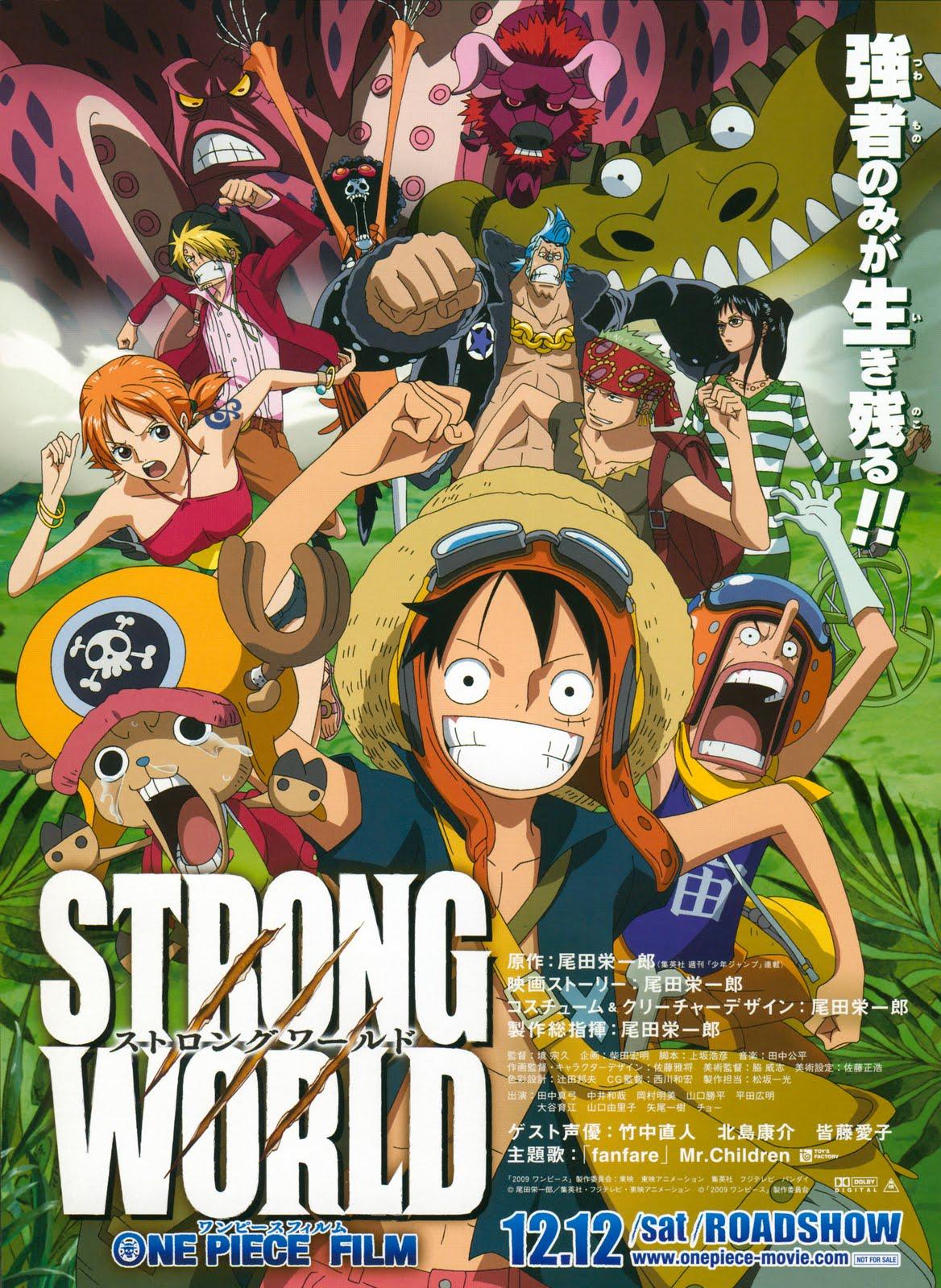 Anime One Piece Movie