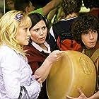 Alex Borstein, Hilary Duff, and Adam Lamberg in The Lizzie McGuire Movie (2003)