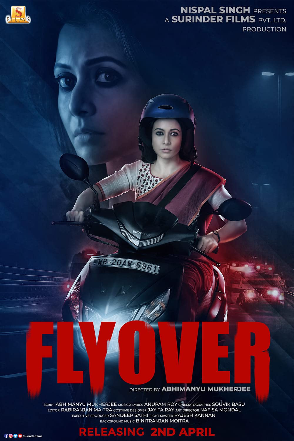 Flyover 2021 Bengali Full Movie 720p HDRip 700MB Download *Exclusive*