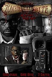 Zombie Bite Poster