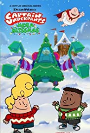 Captain Underpants: Mega Blissmas Poster