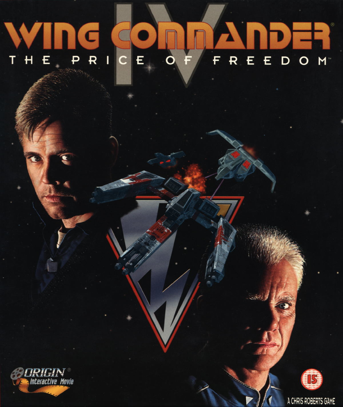 Wing Commander Iv The Price Of Freedom Video Game 1995 Imdb
