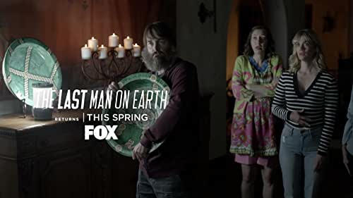 The Last Man on Earth: What Did You See Out There?