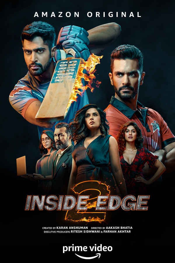 Inside Edge Season 02 Complete 1080p AMZN WEB-DL | 720p | 480p | Amazon Exclusive | Download | GDrive | Direct Links