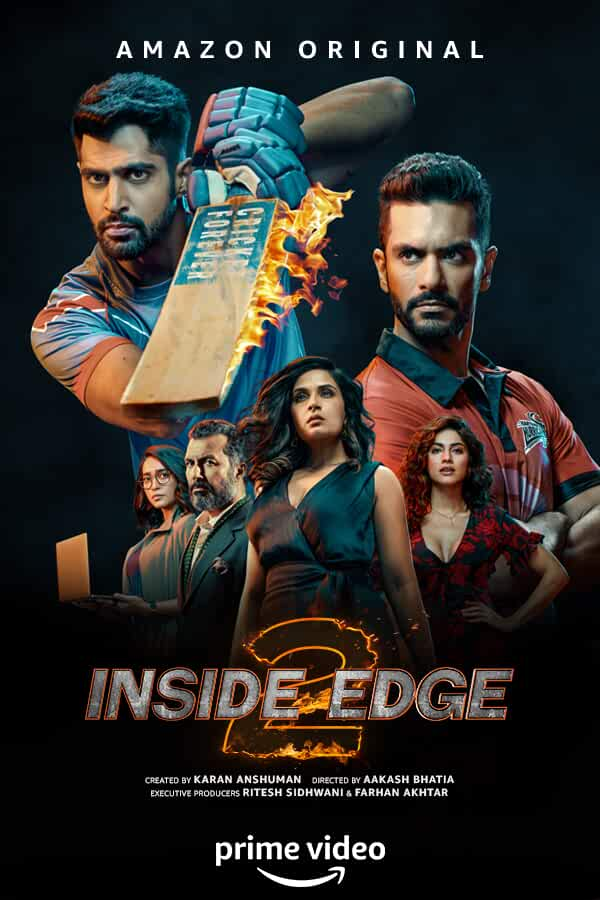 Inside Edge Complete Season 2 (Hindi)