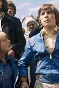 Sharon Fussey, Simon Gipps-Kent, and Vincent Hall in The Firefighters (1975)