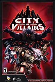City of Villains Poster