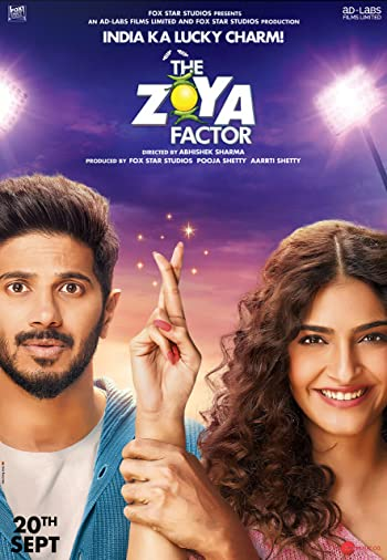 The Zoya Factor 2019 Full Hindi Movie Download 300MB 480p HDRip