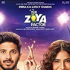 Sonam Kapoor and Dulquer Salmaan in The Zoya Factor (2019)