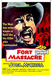 Fort Massacre (1958) 720p