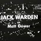 Jack Warden in The Asphalt Jungle (1961)