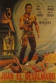 Juan el desalmado Poster