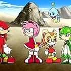 Taeko Kawata and Lisa Ortiz in Sonic X (2003)