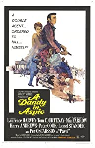 Watch dvd movies psp A Dandy in Aspic by Sidney Lumet [360x640]