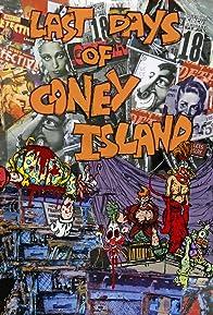 Primary photo for Last Days of Coney Island