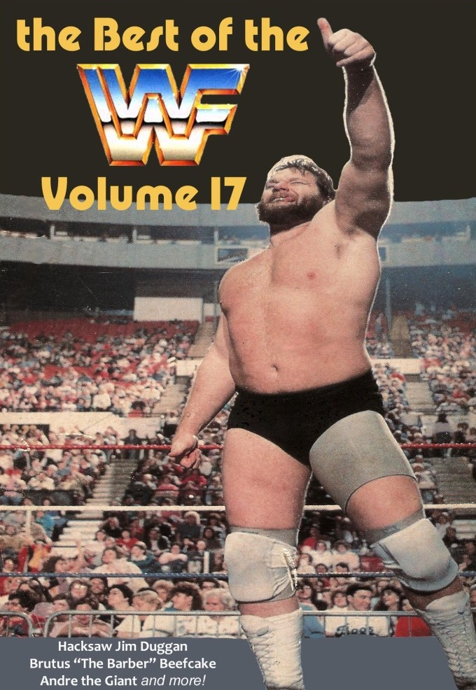 Jim Duggan in Best of the WWF Volume 17 (1988)