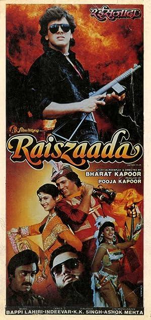 Raeeszada movie, song and  lyrics