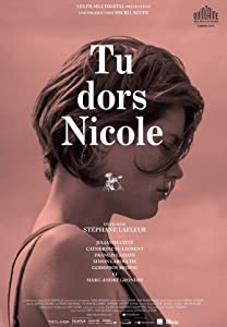 Good movie website to watch online for free Tu dors Nicole [hd720p]