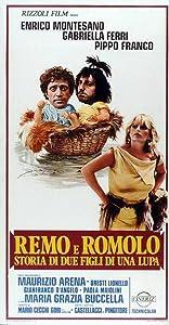 Must watch series movies Remo e Romolo (Storia di due figli di una lupa) by none [WEB-DL]