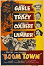 Boom Town (1940) Poster