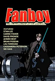 Fanboy and the Fellowship of the Sabers Poster