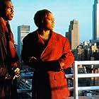 Wesley Snipes and Theresa Randle in Sugar Hill (1993)