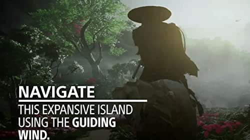 Ghost of Tsushima: Exploration Overview