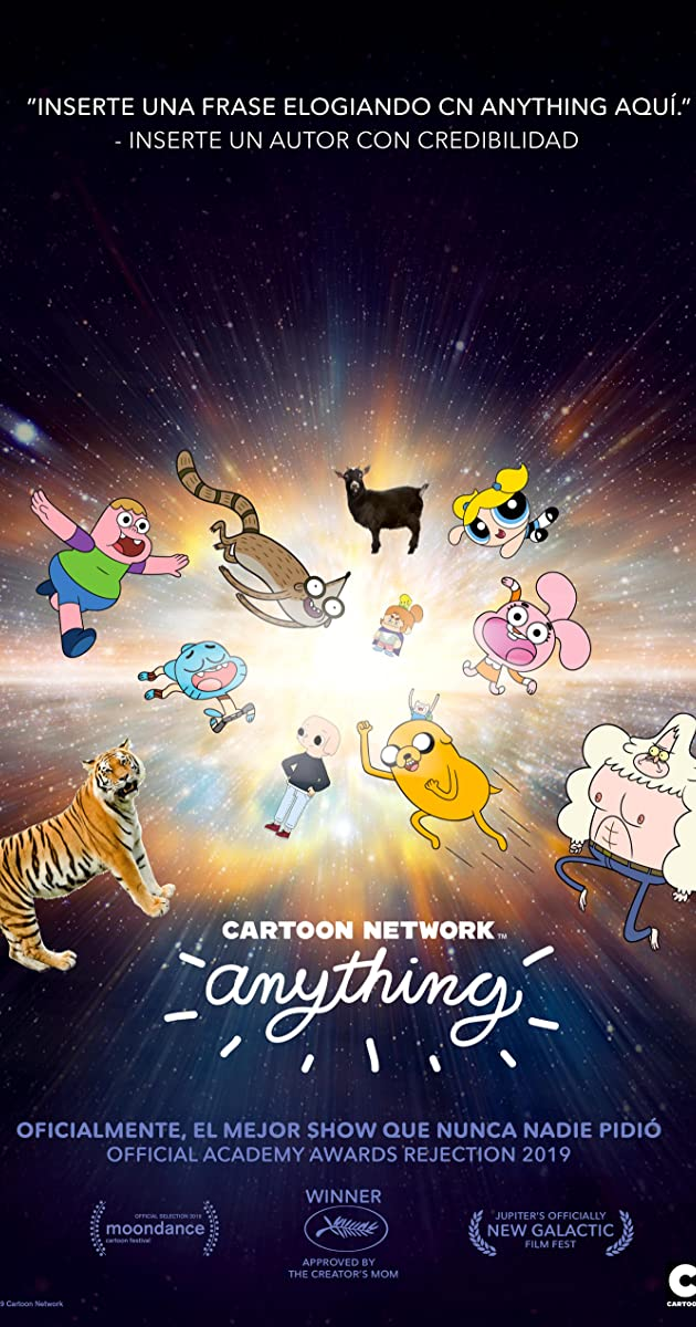 Cartoon Network Anything Tv Series 2016 2020 Full Cast Crew Imdb
