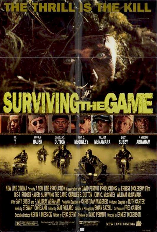 b17af3ce3bb Surviving the Game (1994) - IMDb