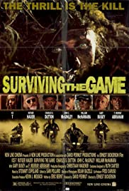 Surviving the Game (1994) Poster - Movie Forum, Cast, Reviews