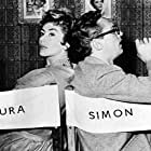 Peter Finch and Kay Kendall in Simon and Laura (1955)