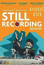 Still Recording Poster