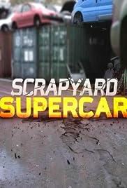 Scrapyard Supercar Poster
