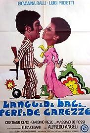 Languid Kisses, Wet Caresses Poster