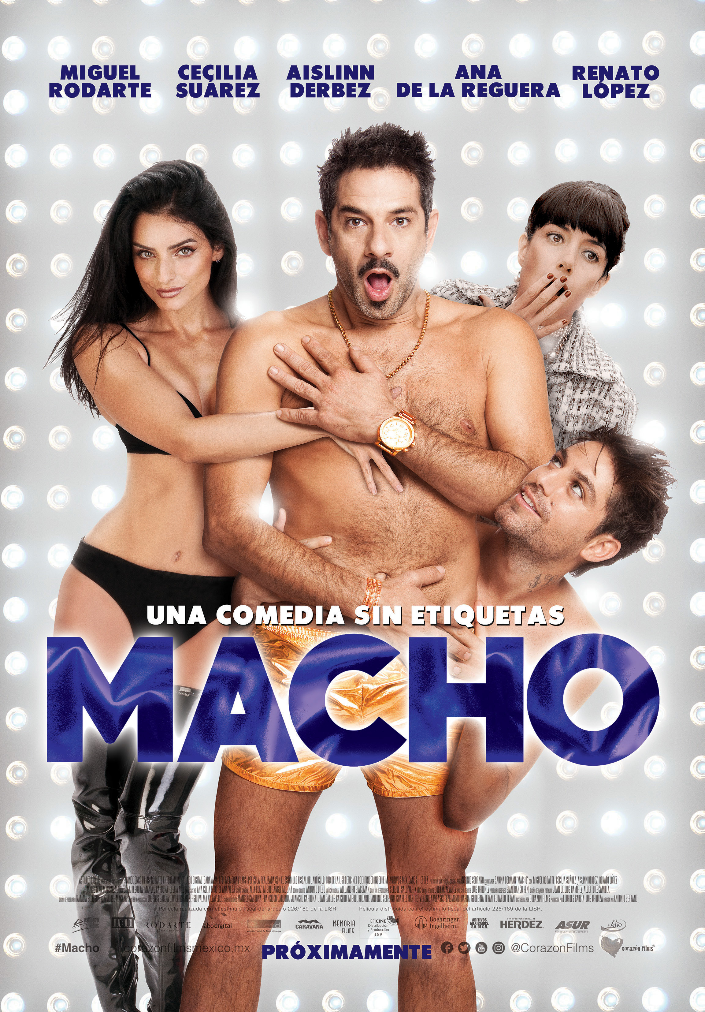 Macho gay movie