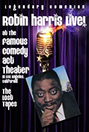 Robin Harris: Live from the Comedy Act Theater Poster