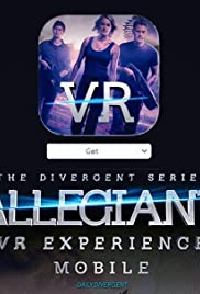 Allegiant: VR Experience Poster