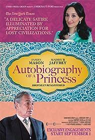 James Mason and Madhur Jaffrey in Autobiography of a Princess (1975)