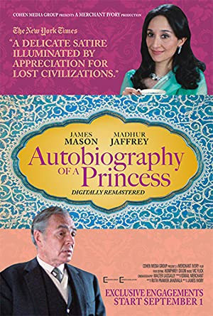 Madhur Jaffrey Autobiography of a Princess Movie